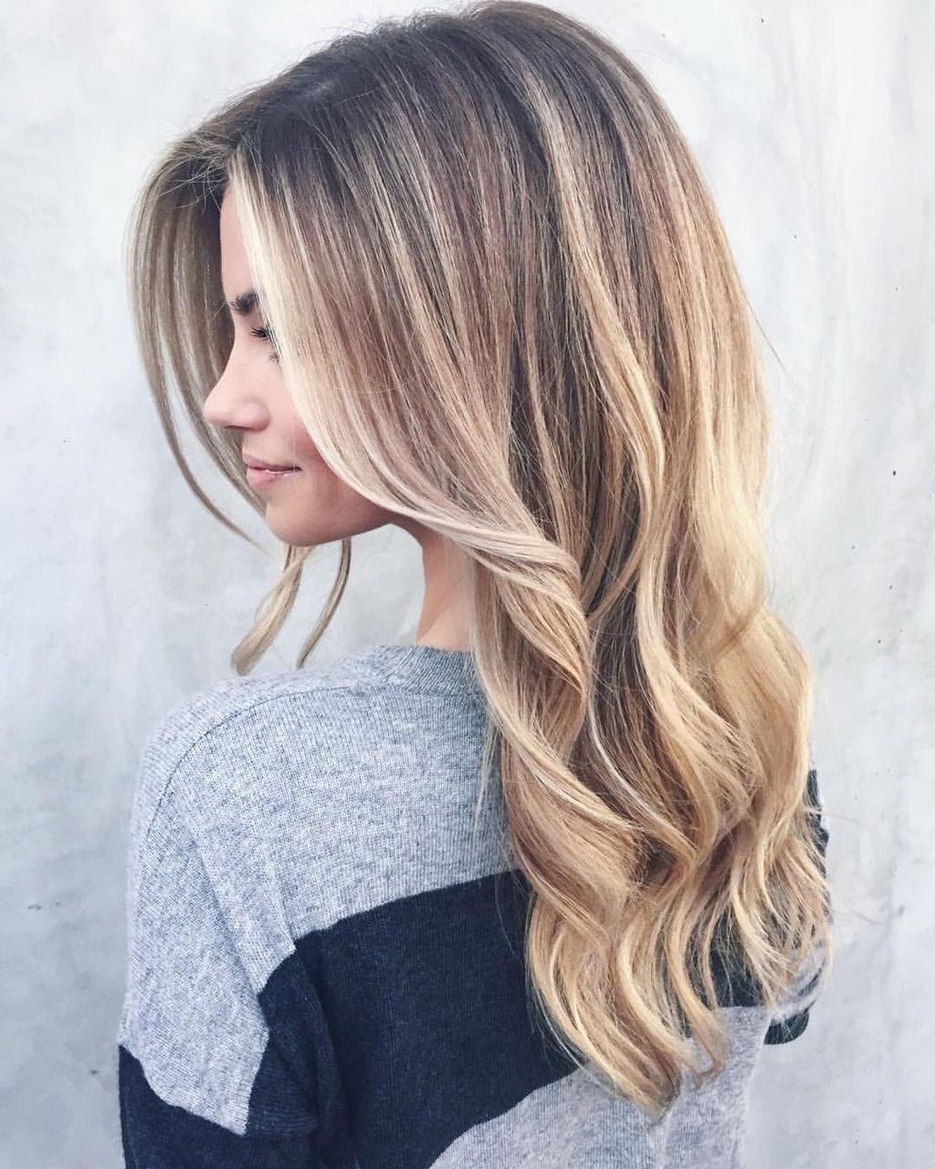 шатун на светло русые волосы фото принято считать одним