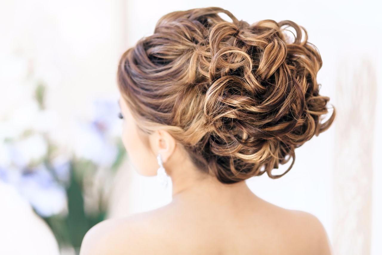 Прическа свадебная на длинные волосы: самые красивые варианты