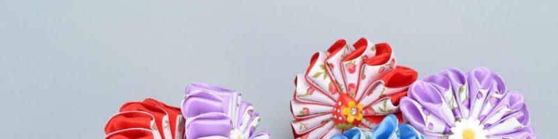Как можно создать резинки для волос своими руками быстро и легко?