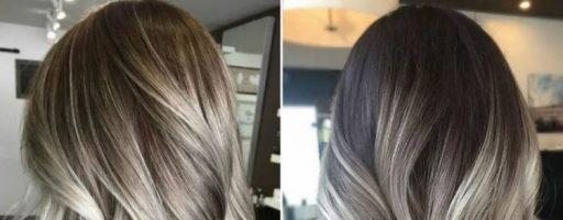 Пепельно-русый цвет волос (24 фото)