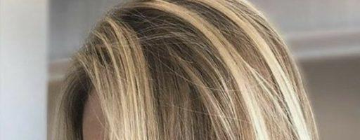 Русая краска для волос (20 фото)