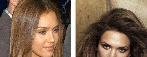 Темно-русый цвет волос: фото до и после окрашивания (22 фото)