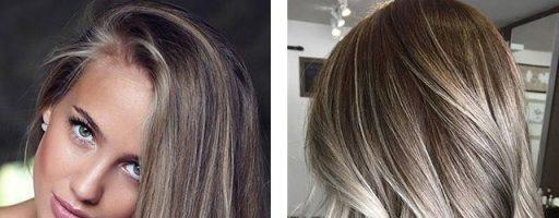 Русо-коричневый цвет волос (30 фото)