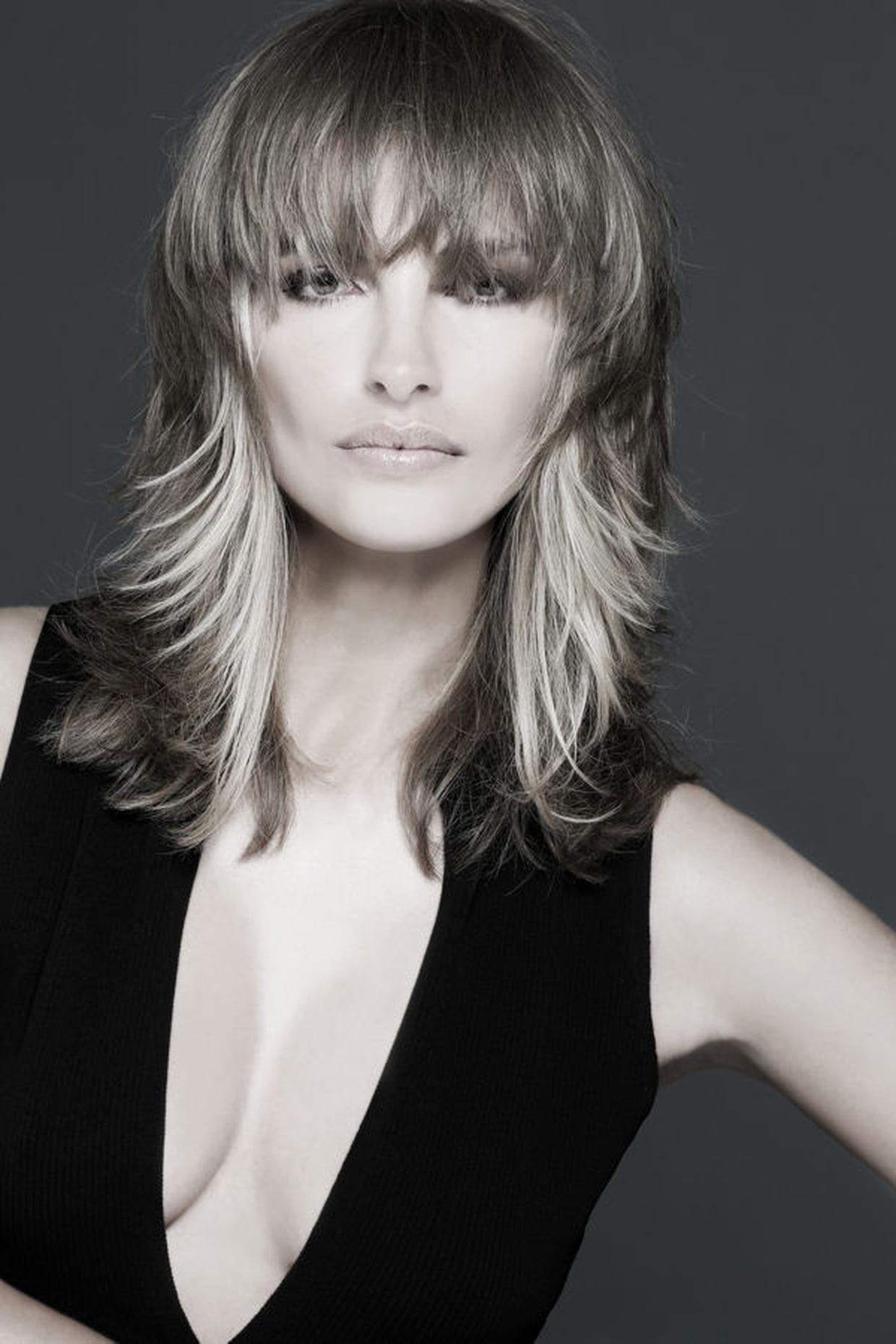 Удачные варианты того, какой бывает прическа «аврора» на средние волосы