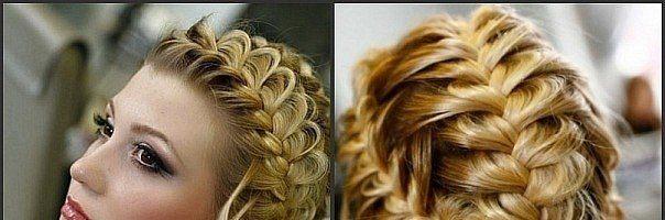 Прическа роза из волос (34 фото)