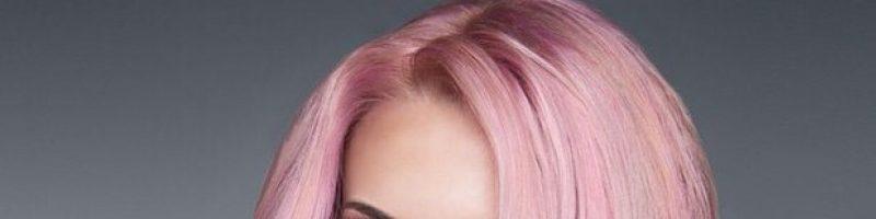 Розовые волосы: самые сочные оттенки (30 фото)