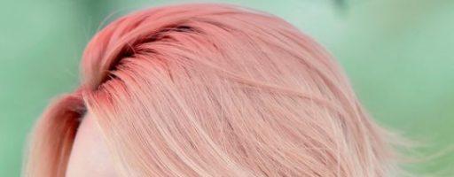Цвет волос»розовый блондин» (30 фото)