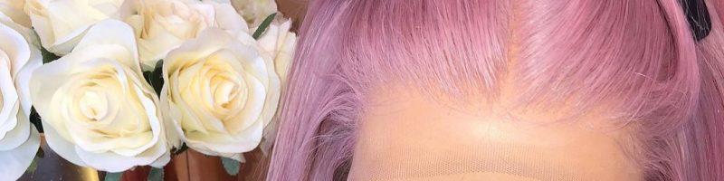 Розовые кудри. «Фиалка» как цвет для волос (30 фото)