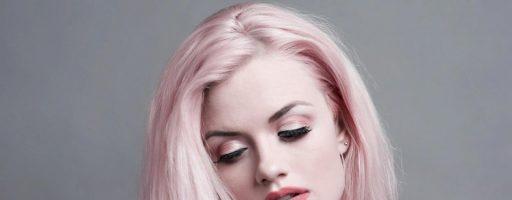 Розовый блонд — цвет волос (20 фото)