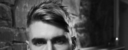 Какие в тренде причёски с чёлкой на бок мужские?