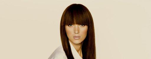 Изучаем лучшие стрижки с челкой на длинные волосы: фото и техники выполнения
