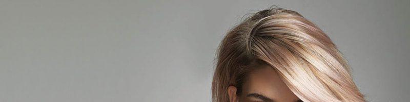 Коррекция женской внешности стрижкой на тонкие волосы
