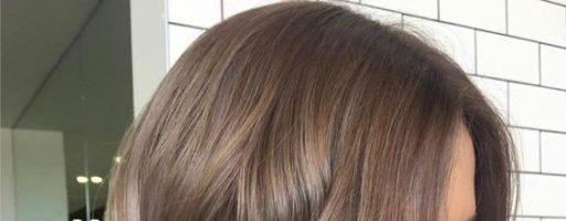Темно-русый пепельный цвет волос (30 фото)
