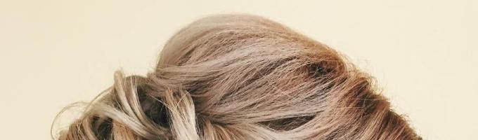 Оригинальные прически на тонкие волосы: короткие и длинные