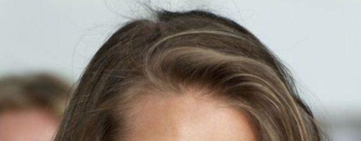 Фото окрашенных волос в русый цвет (30 фото)