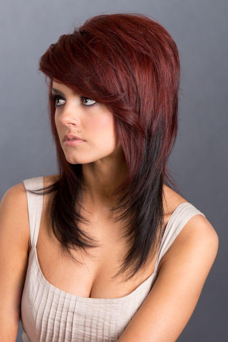 Смотреть фото стрижек на средние волосы