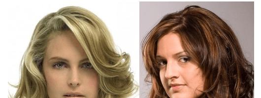 Стрижка сессон на волнистые волосы (28 фото)
