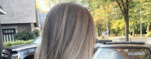 Русый цвет волос: холодный его оттенок