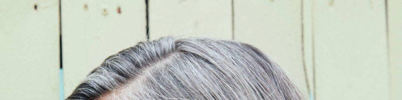 Как лучше покрасить седые волосы? (30 фото)