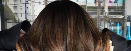 Окраска волос балаяж на длинные волосы (30 фото)