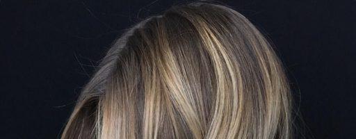 Техника окрашивания балаяж на средние волосы (30 фото)