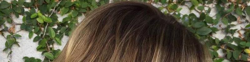 Балаяж на русые волосы (25 фото)