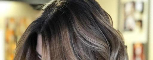 Вникаем в особенности процедуры окрашивания шатуш на темные волосы