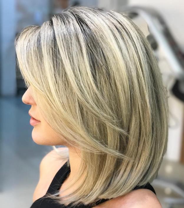 многие примеры мелирования волос фото красивый практичный