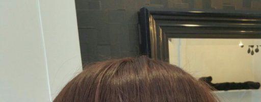 Удлиненный боб на длинные волосы (25 фото)