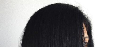 Прическа боб-каре на длинные волосы (30 фото)