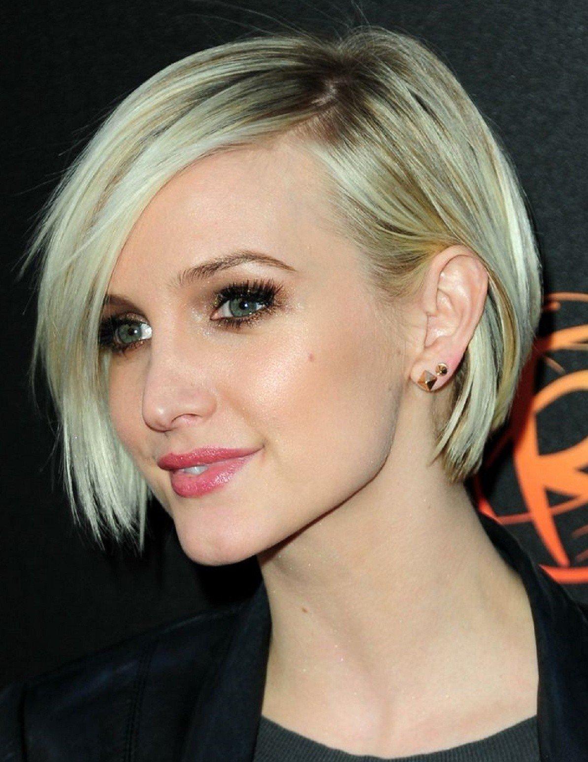 стрижки для редких волос фото женские пасмурной