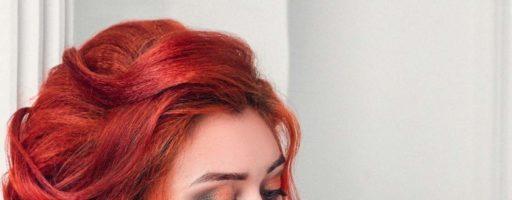 Вечерние укладки на длинные волосы (24 фото)