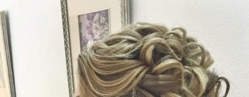 Высокие прически на длинные волосы (30 фото)