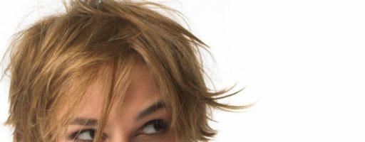 Стрижка гаврош на короткие волосы (31 фото)