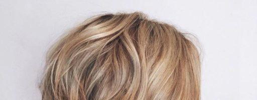 Градуированное каре на короткие волосы (30 фото)