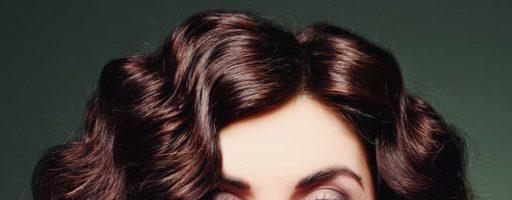 Прическа голливудская волна на средние волосы (21 фото)