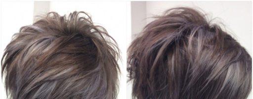 Буст ап на короткие волосы (20 фото)