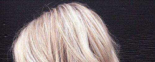 Цвет волос средний блондин (27 фото)