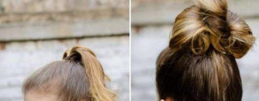 Варианты причесок на короткие волосы (21 фото)