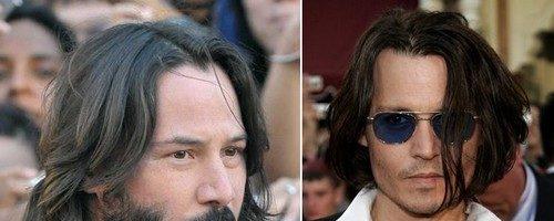 Мужские прически на длинные волосы (29 фото)