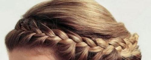 Прически с косичками на длинные волосы (29 фото)