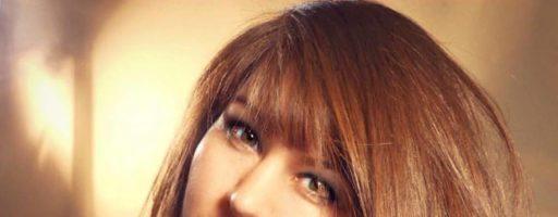 Каскад на длинные волосы с челкой (29 фото)