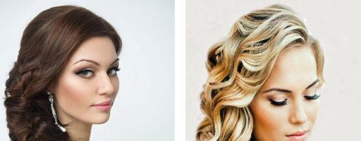 Кудри на длинные волосы с челкой (30 фото)