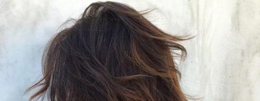 Длинные каштановые волосы (17 фото)