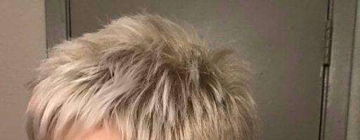 Креативные стрижки на короткие волосы (20 фото)