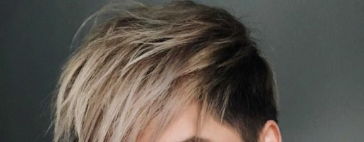 Классные стрижки на короткие волосы (30 фото)