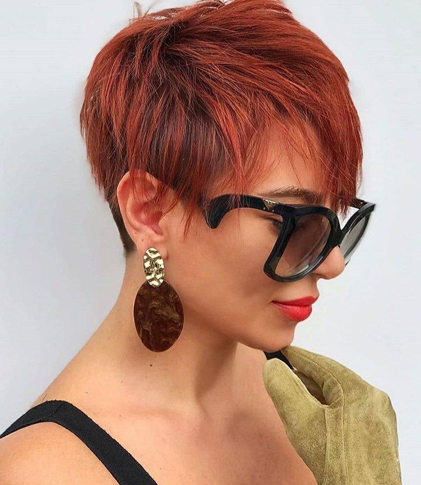 модные короткие женские стрижки фото способы производства