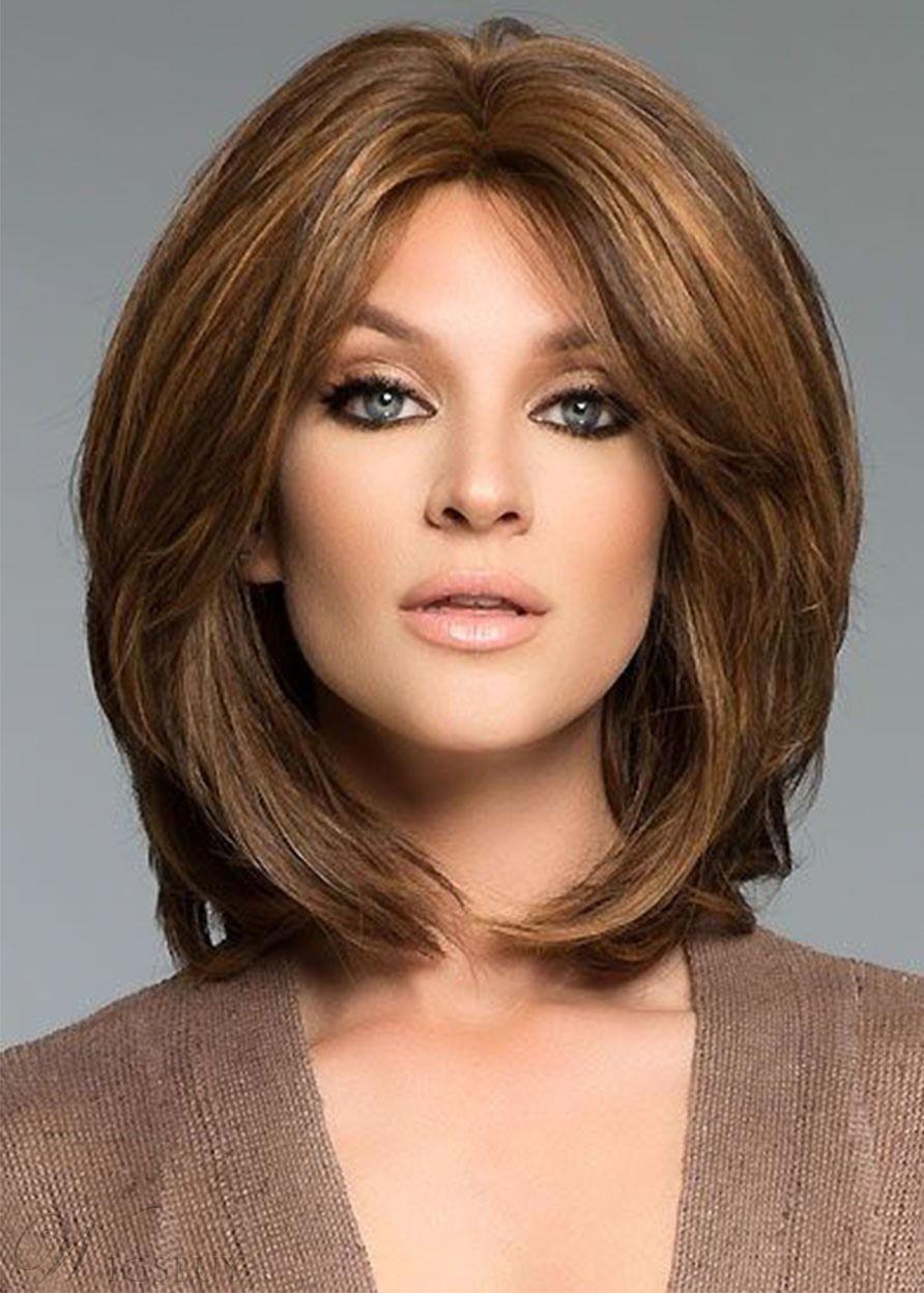 другая красивые стрижки на средние волосы фото середины августа