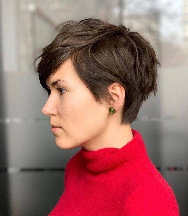 Самые модные практичные женские стрижки (25 фото) - Для Роста Волос