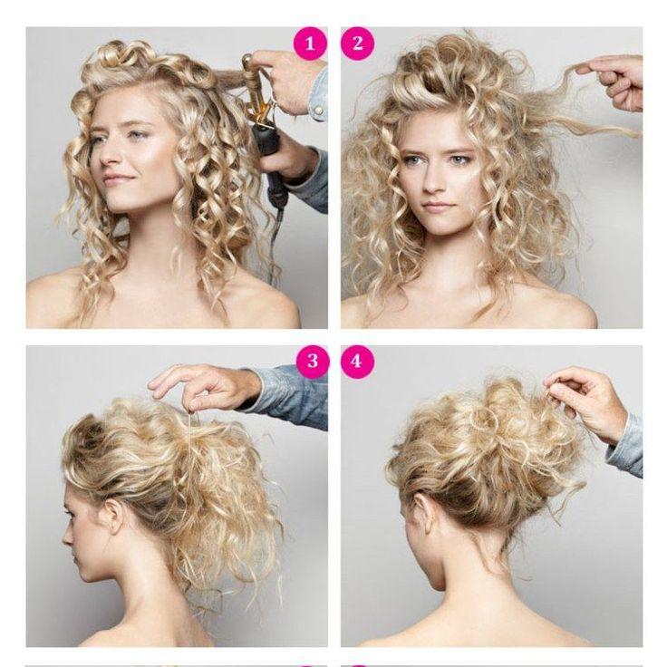 традиционного укладка волос стружка пошаговое фото продолжаем